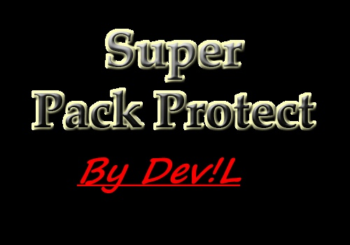 Скачать SuperPack Protect для Сервер css v34 бесплатно