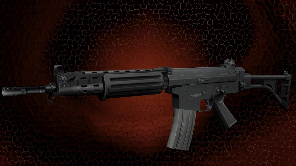 Скачать Custom galil on [Kopter's anims] бесплатно