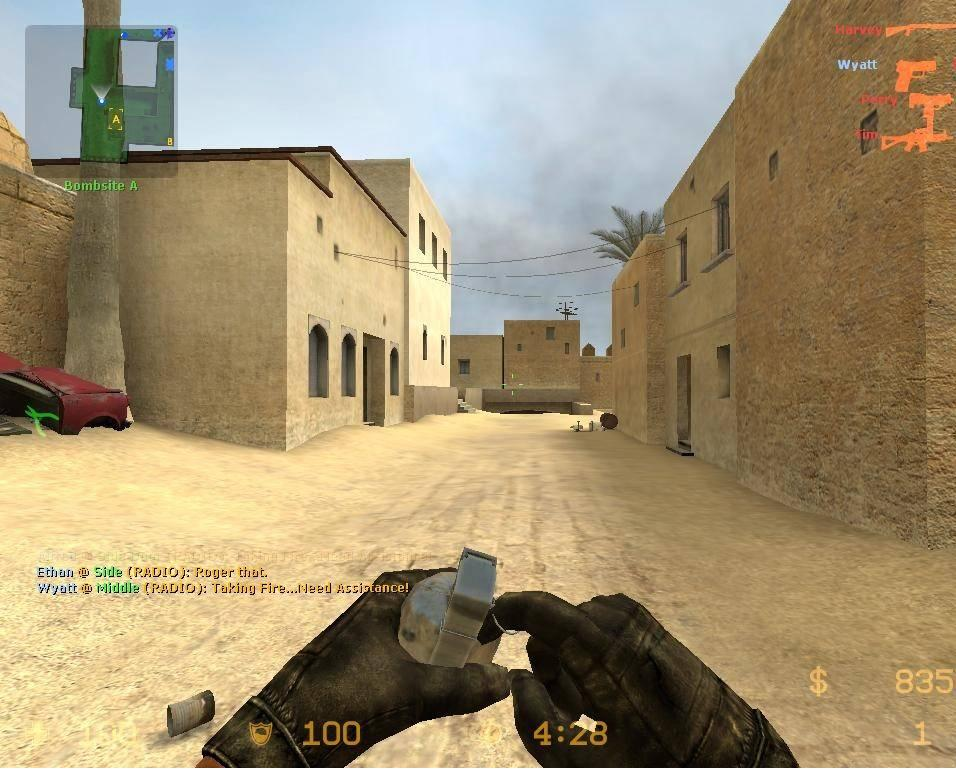 how to throw grenades in cs go