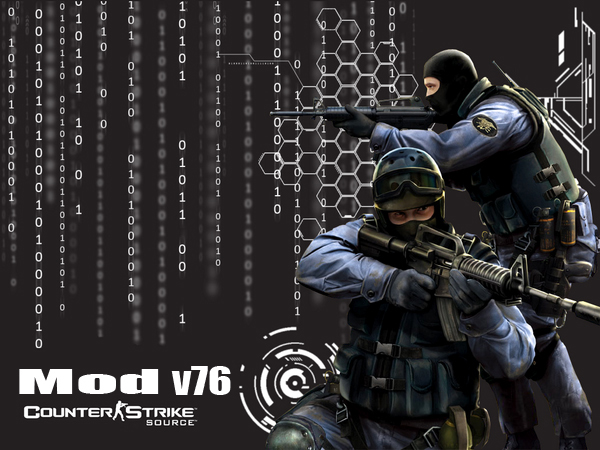 Скачать Counter-Strike Source v76 Mod By Status [ 2013 ] бесплатно