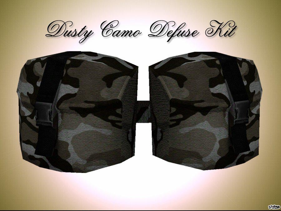 Скачать Dusty Camo Defuse Kit для css бесплатно