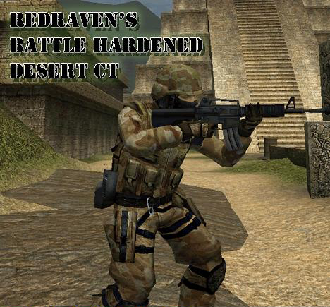 Скачать RedRaven's Battle Hardened Desert CT для css бесплатно