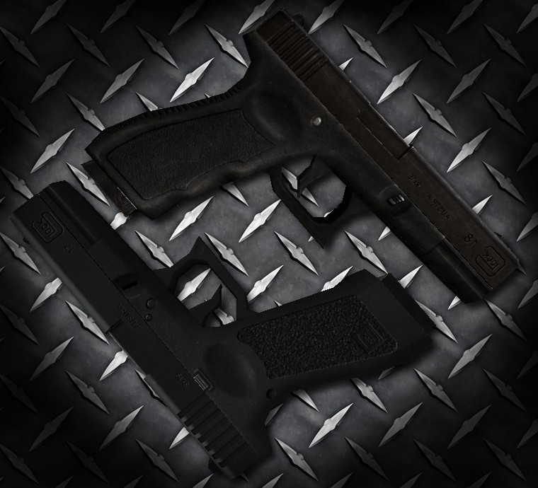 Скачать Glock Revitalization on Dr. StrangeLove anims для cs 1.6 бесплатно