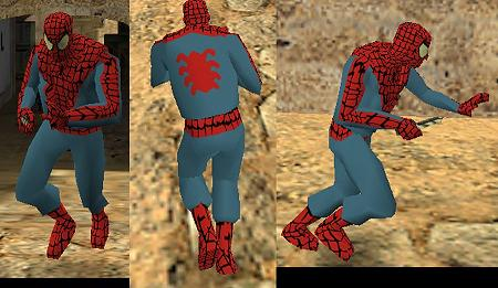 Скачать Spider Man для CS 1.6 бесплатно
