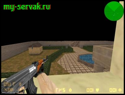 Скачать Super Simple Wallhack v7.0 для CS 1.6 бесплатно