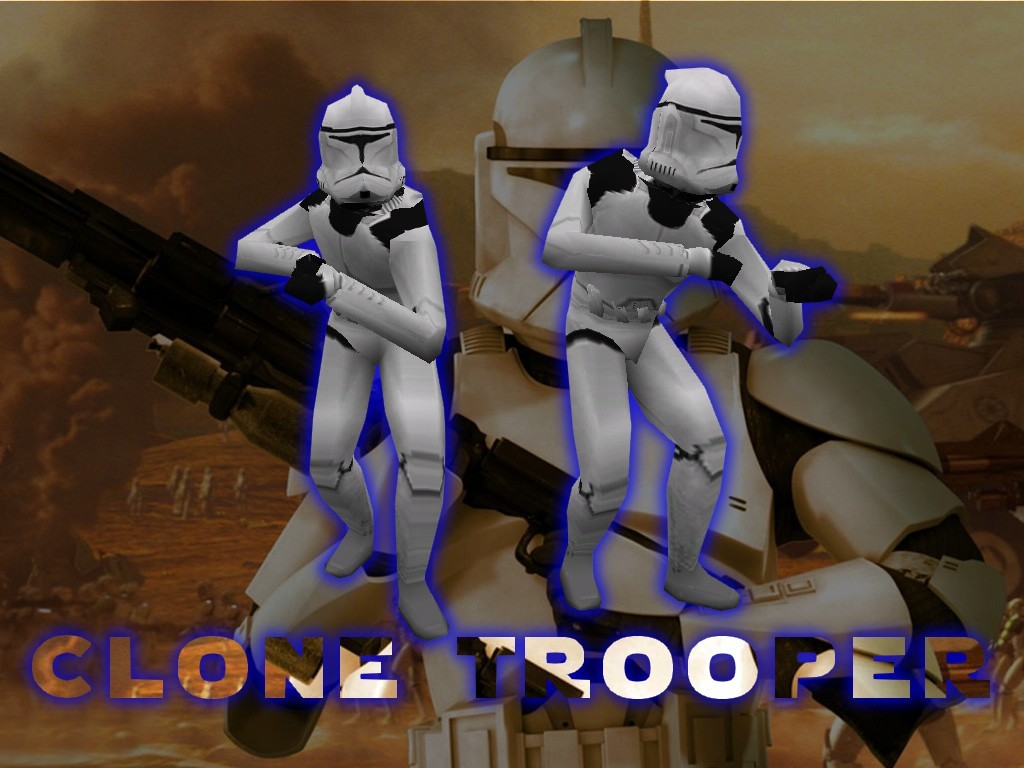 Скачать Clone Trooper для cs 1.6 бесплатно
