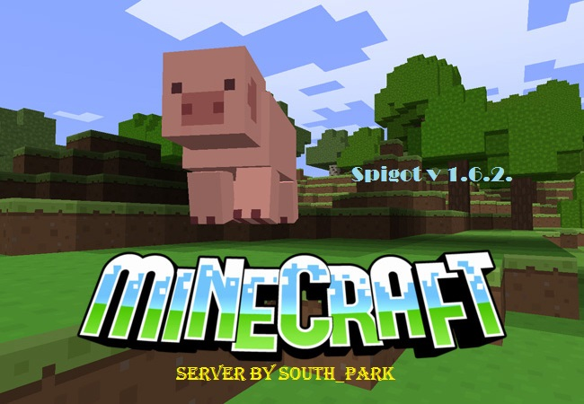 Скачать Minecraft server by South_Park [client 1.5.2] бесплатно