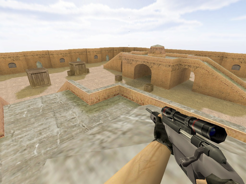 Скачать Kарта scout_india2 для Counter-Strike 1.6 бесплатно