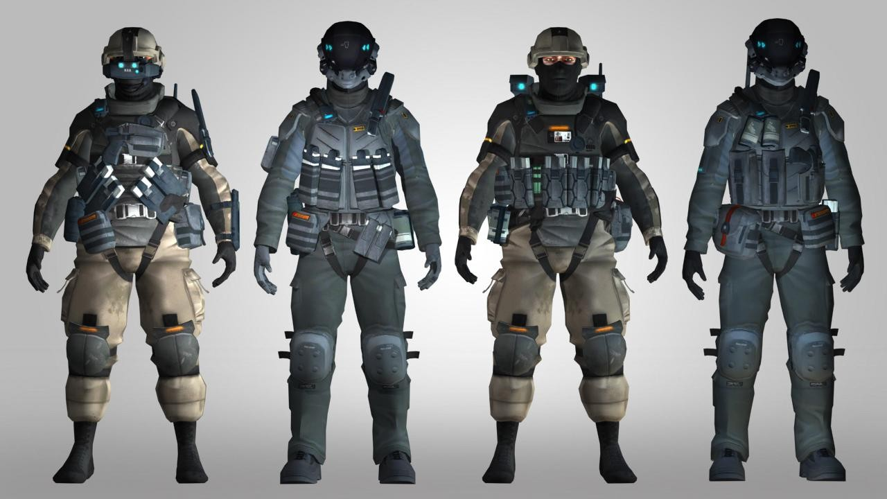 Скачать Blacklight Retribution CT Pack бесплатно