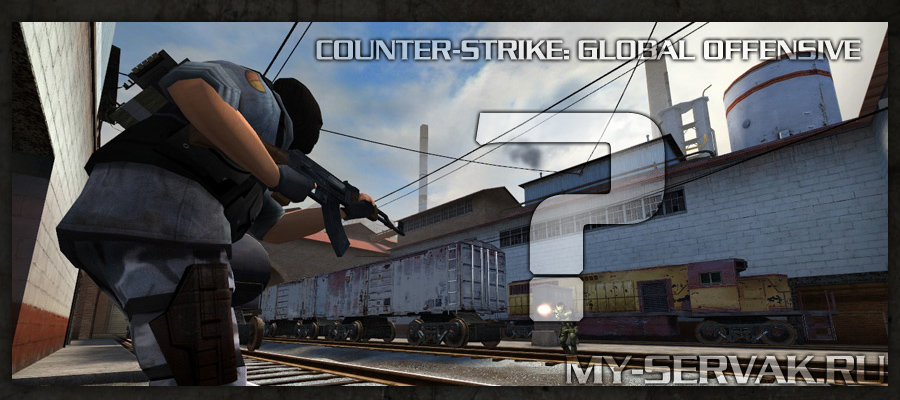 Слухи о новой Counter-Strike: Global Offensive